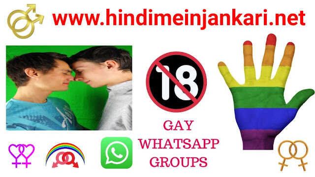 Join Latest 1000+ Gay Whatsapp Group Link 2021